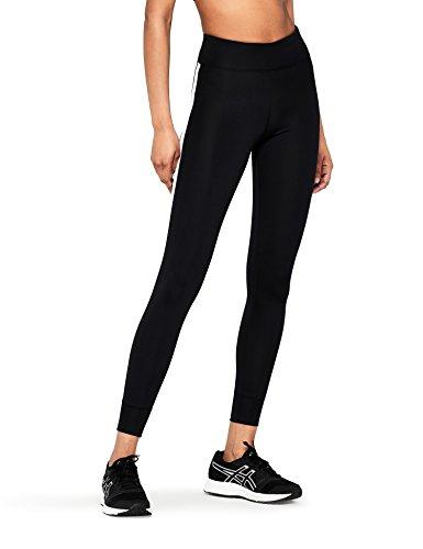 AURIQUE Damen Sportleggings Schwarz (Black Black), 40(Herstellergröße: L)
