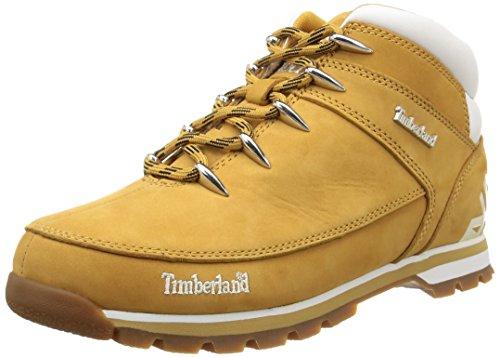 Timberland Euro Sprint, Herren Stiefel, Gelb (Wheat), 42 EU